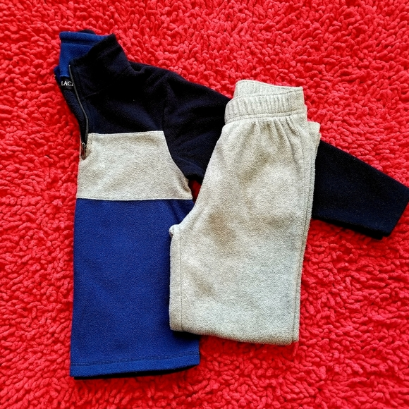 Children's Place Other - Boys Children's Place Polar Fleece Pants/Sweatshir